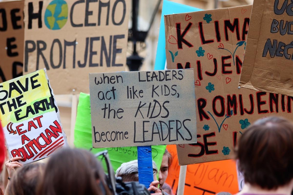 Klimatski protest